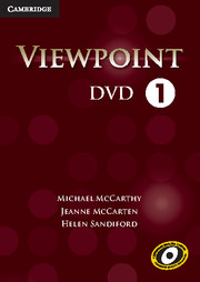 Viewpoint Level 1 DVD
