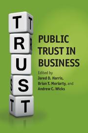 Public Trust in Business
