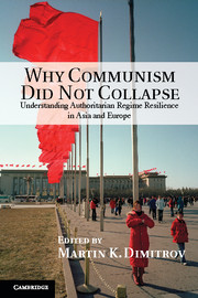 Why Communism Did Not Collapse