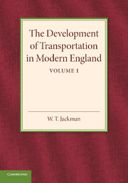 The Development of Transportation in Modern England