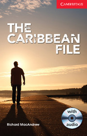 The Caribbean File Beginner/Elementary Book with Audio CD Pack