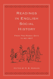 Readings in English Social History