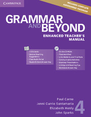 Grammar and Beyond Level 4