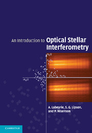 An Introduction to Optical Stellar Interferometry
