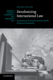 Decolonising International Law