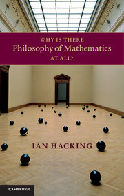 Why Is There Philosophy of Mathematics At All?