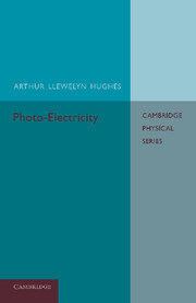 Photo-Electricity