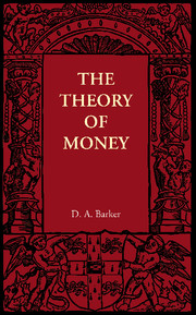 The Theory of Money