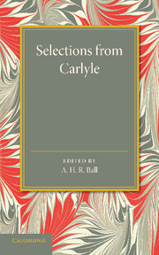Selections from Carlyle