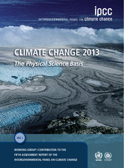 Climate Change 2013 – The Physical Science Basis