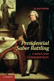 Presidential Saber Rattling