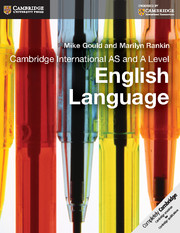 Cambridge International AS and A Level English Language Coursebook Ebook