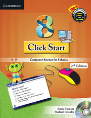 Click Start Level 8 Student's Book with CD-ROM