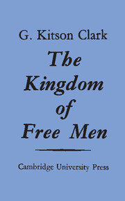 The Kingdom of Free Men