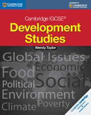 Cambridge IGCSE Development Studies