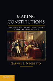 Making Constitutions