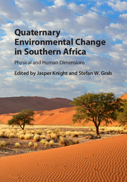 Quaternary Environmental Change in Southern Africa