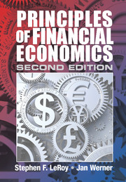 Principles of Financial Economics