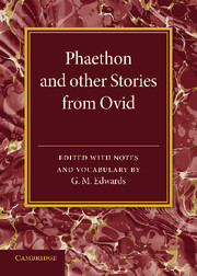 Phaethon and Other Stories from Ovid