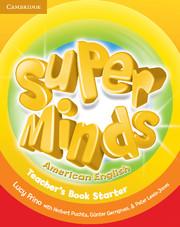Super Minds American English Starter