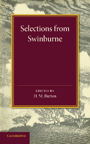 Selections from Swinburne