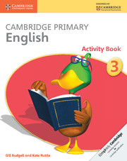 Cambridge Primary English Activity Book Stage 3