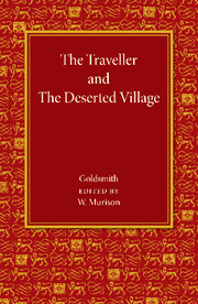 The Traveller and The Deserted Village