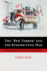 The 'Red Terror' and the Spanish Civil War