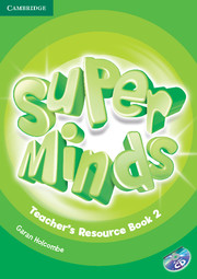 Super Minds Level 2