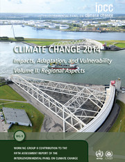 Climate Change 2014 – Impacts, Adaptation and Vulnerability: Part B: Regional Aspects