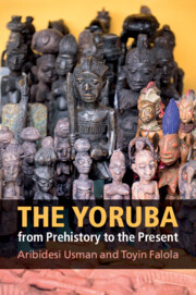 The Yoruba from Prehistory to the Present