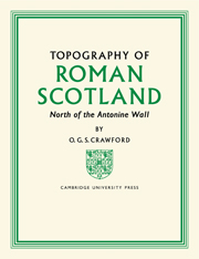 Topography of Roman Scotland