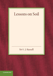 Lessons on Soil