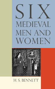 Six Medieval Men and Women