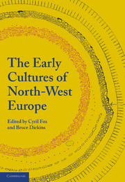 The Early Cultures of North-West Europe