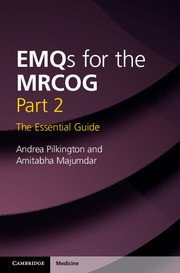 EMQs for the MRCOG Part 2