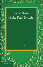 Vegetation of the Peak District