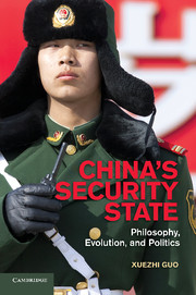 China's Security State