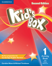 Kid's Box Level 1