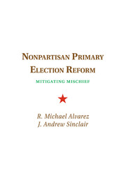 Nonpartisan Primary Election Reform