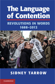 The Language of Contention