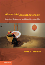 Abstract Art Against Autonomy