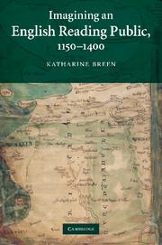 Imagining an English Reading Public, 1150–1400