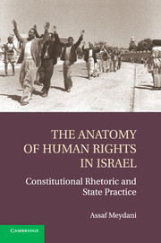 The Anatomy of Human Rights in Israel