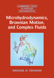 Microhydrodynamics, Brownian Motion, and Complex Fluids