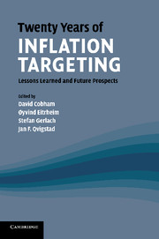 Twenty Years of Inflation Targeting