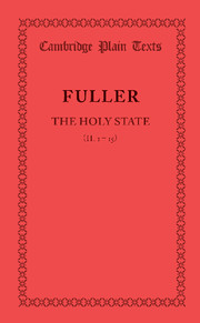 The Holy State: Book 2
