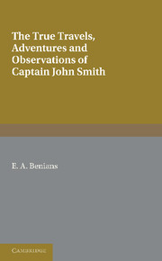 Captain John Smith: Travels, History of Virginia