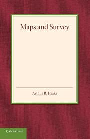 Maps and Survey