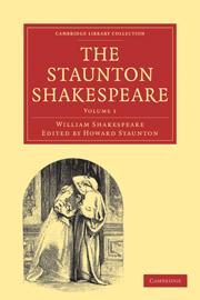 The Staunton Shakespeare